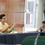 Catedráticos y estudiantes de Filosofía de la UAA se capacitan para la atribución de responsabilidad moral