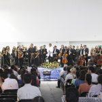 ERJU presentó homenaje en concierto a catedráticos emblemáticos de la UAA