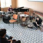 Alumnos de la UAA participan en curso-taller de composición, percusión y ejecutan música experimental