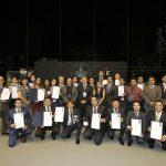 Nuevamente egresados de la UAA reciben Premio CENEVAL al Desempeño de Excelencia EGEL