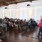 Javier Álvarez Fuentes aborda tema de creación sonora en la Catedra 'Alfonso Moreno' de la UAA