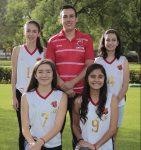 Equipo femenil de baloncesto 3x3 del Centro de Educación Media de la UAA representará al estado en competencia nacional.