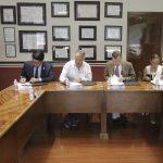 UAA y Frigorizados La Huerta signan convenio de colaboración para realizar proyecto de investigación en beneficio del sector agroindustrial.