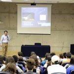UAA concluye programa de divulgación científica del semestre enero-junio con conferencia impartida por investigador de la UNAM.