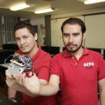 Estudiantes de Ingeniería en Electrónica de la UAA se posiconan en primeros 10 lugares en competencia nacional de robótica