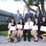Estudiantes de la UAA obtienen primer lugar en final y tercero global en concurso nacional sobre materia fiscal