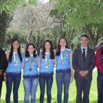 Alumnas de bachillerato de la UAA obtienen medalla para Aguascalientes en juegos deportivos nacionales