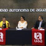 Se presentó en la UAA la convocatoria al Premio Nacional de Periodismo 2017