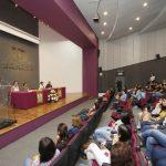 Trabajadores sociales de la UAA se capacitan en temas de justicia restaurativa y mediación de conflictos.
