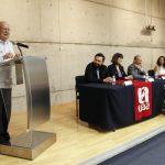 Inician en la UAA las actividades de la Cátedra Alfonso Pérez Romo