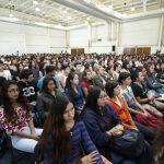 Rector de la UAA da la bienvenida a estudiantes de nuevo ingreso a nivel bachillerato y licenciatura