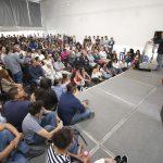 """Concluye Cátedra """"Alfonso Pérez Romo"""" 2017 con magna conferencia del arquitecto y paisajista mexicano Mario Schjetnan"""