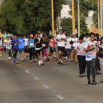 Cerca de 1,400 participantes en la Carrera Atlética Universitaria Gallos 2017