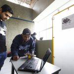 Estudiantes de ingeniería en Electrónica y Sistemas Computacionales de la UAA presentan 15 proyectos en concurso