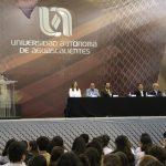 UAA promueve desarrollo de fármacos inteligentes tecnología genómica para producir alimentos