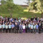 UAA dio la bienvenida a 264 estudiantes de movilidad académica nacional e internacional