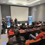 Guionistas, directores y realizadores de cine nacionales e internacionales se reúnen con estudiantes de la UAA para ampliar su formación profesional