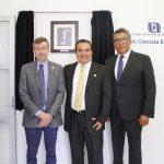 UAA reconoce labor del primer decano del Centro de Ciencias Empresariales del Campus Sur