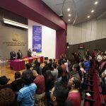Director del PNPC del Conacyt presentó en la UAA nuevo modelo y tendencias para el posgrado en México.