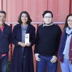 """Egresados de la UAA obtienen Premio Nacional """"Diseña México 2017"""" con producto innovador para labor altruista"""