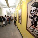 En el Museo Nacional de la Muerte de la UAA se expone lotería que habla desde los huesos