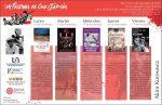 Cinema Universidad de la UAA presenta primer Festival de Cine Japonés y Ambulante Presenta
