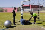 Más de un centenar de universitarios y bachilleres del estado participan en la primera Feria Deportiva Universitaria de la UAA