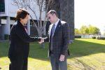 UAA firma convenio con Embajada de Francia en México para consolidar formación global