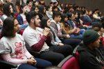 Centro de Ciencias del Diseño y de la Construcción de la UAA dio la bienvenida a 200 estudiantes de nuevo ingreso