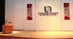 """Octavio Arellano Reyna, delegado de la SEP en Aguascalientes dictó la conferencia """"La emoción de educar y el nuevo modelo educativo"""" en la UAA"""