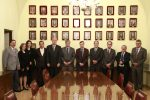 Eugenio Pérez Molphe Balch rinde protesta como nuevo presidente de la H. Junta de Gobierno de la UAA