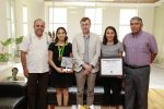 Alumna de la UAA llega a competencia mundial de Ciencia y Tecnología en Túnez