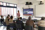 Investigadores y estudiantes UAA presentaron al INAH Aguascalientes resultados de proyecto de evaluación y restauración del Molino de San Blas