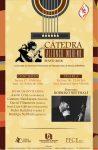 Filarmónica de la UAA ofrecerá concierto en compañía del guitarrista Rodrigo Nefthalí