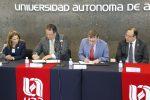 UAA y Colegio de Contadores de Aguascalientes refrendan colaboración al firmar convenio