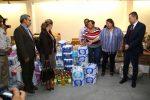 UAA hace entrega simbólica de colecta de víveres para Las Patronas