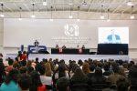 Rector de la UAA da la bienvenida a estudiantes de nivel licenciatura que inician su formación profesional