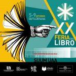 XX Feria del Libro de la UAA en el marco de un triple festejo