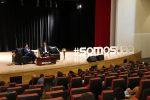 342 Líder empresarial Manuel Arroyo presenta conferencia magistral en la UAA