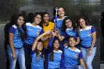Alumnas de bachillerato de la UAA ganan primer lugar en torneo deportivo del Mes Joven