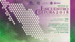 """""""Encuentro Cultura 2018"""" organizado por la UAA y el INAH coadyuvará en el diseño de políticas públicas"""