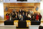 Nueva sociedad de alumnos de la carrera de Derecho de la UAA fortalecerá estructura de este programa educativo
