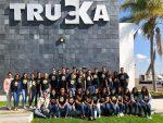 Futuros egresados del Centro de Ciencias Empresariales de la UAA se vinculan con el sector empresarial de la entidad
