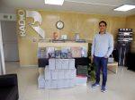 Recibe la UAA donación de más de 1,000 grabaciones que pertenecieron al Dr. Francisco Joel Ruíz Suárez